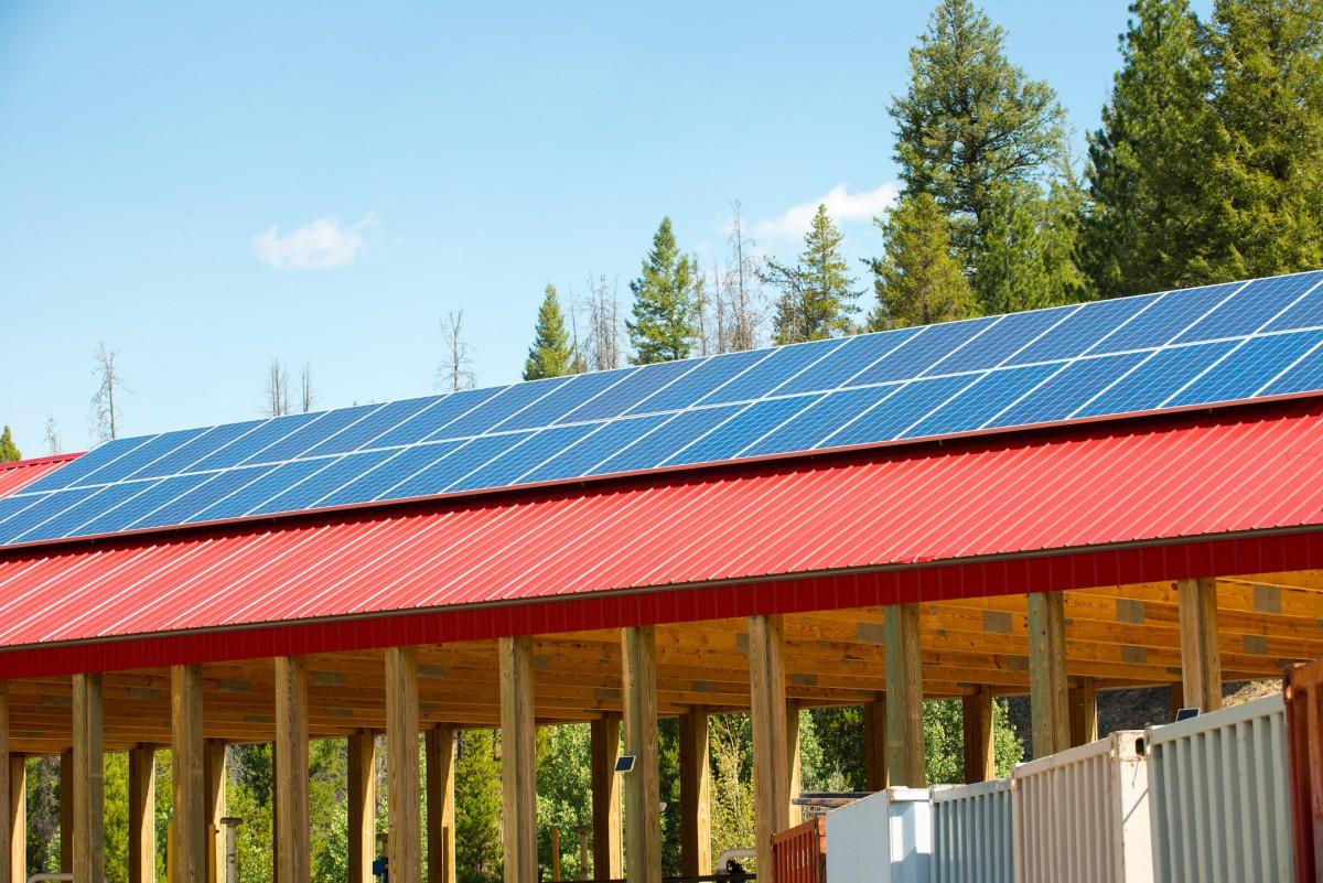 Fuel Depot Solar
