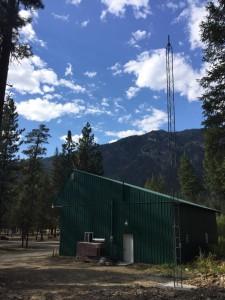 Yellow Pine Radio Tower
